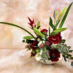 מרכזי שולחן וסידורי פרחים להזמנת אירועים מעוצבים בפרחים בלוד