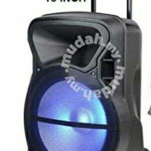 בידורית בלוטוס 15״ עם מיקרופון אלחוטי 429₪