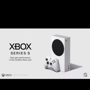 Xbox series s 500GB דיגיטאלי 1450₪